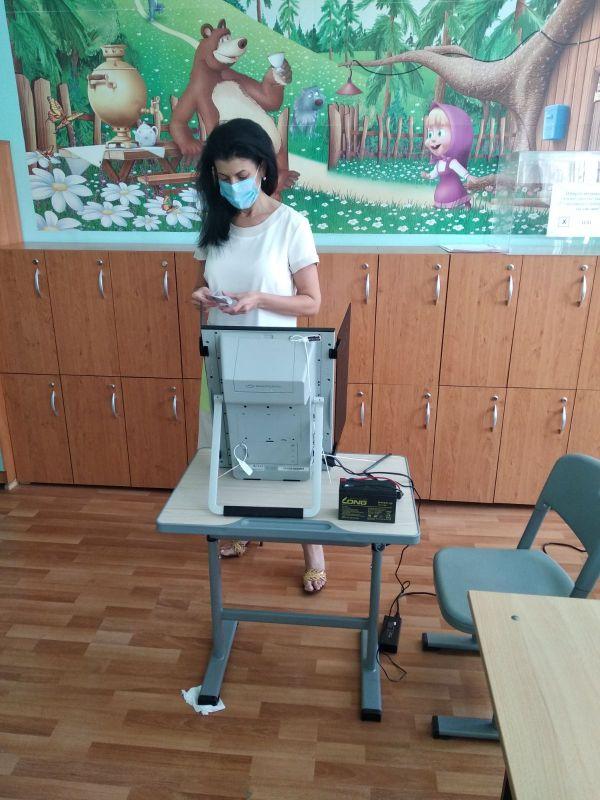 Д-р Събина Петканска: Гласувах за по-здрава нация