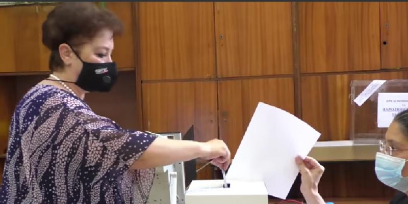 Соня Келевджиева:Гласувах за промяната и грижа за всеки българин