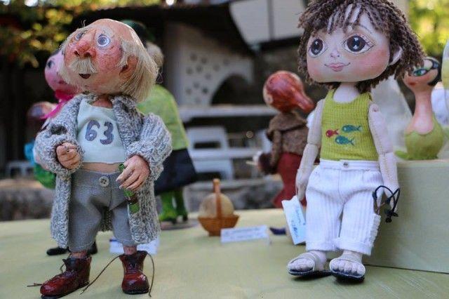 Осми национален конкурс за изработване на театрални кукли на любими литературни герои