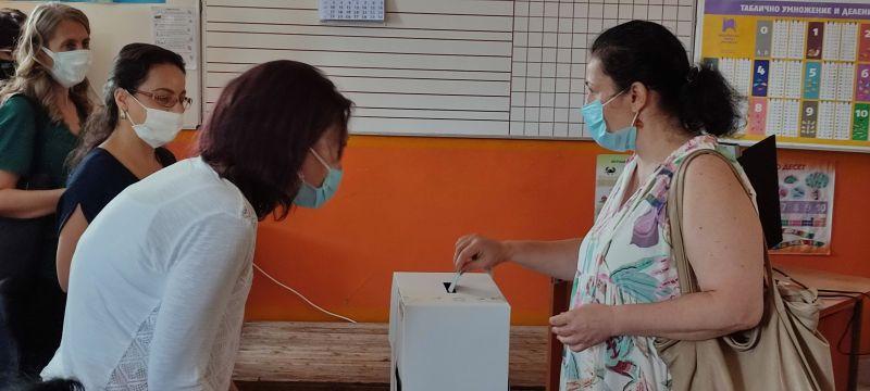 Десислава Танева: Гласувах за възстановяване на нормалността