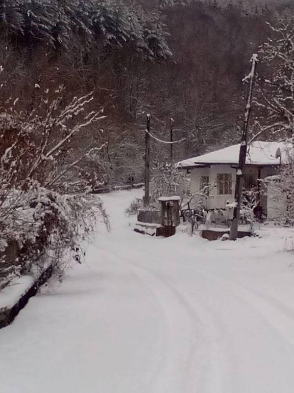 снимка: село Раково
